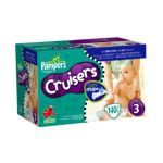 Pampers - Cruisers Diapers With Dry Max Sizes 3 4 5 6 0037000278665  / UPC 037000278665