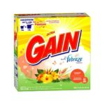 Gain - With Febreze Freshness Hawaiian Aloha Scent Powder Detergent 63 Loads 0037000278825  / UPC 037000278825