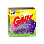 Gain - Lavender Scent Powder Detergent 120 Loads 0037000279099  / UPC 037000279099