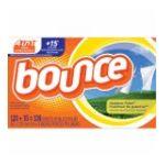 Bounce - Fabric Softener Outdoor Fresh 160 0037000283911  / UPC 037000283911