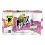 Bounty towels - Bounty | Bounty Extra Soft, Giant Roll (1.5X Regular), 2 Ply, White, 12 ct 0037000287469  / UPC 037000287469