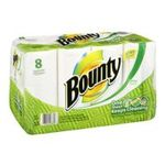 Bounty towels - Bounty | 8 Count Bounty Paper Towel in White 0037000288398  / UPC 037000288398