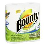 Bounty towels - Bounty Select a Size Value Roll, 2 Ply, White, 2 ct 0037000289029  / UPC 037000289029