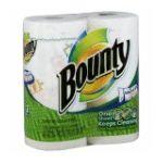 Bounty towels - Paper Towels 2 roll 0037000289067  / UPC 037000289067