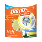 Bounce - 6 Month Outdoor Fresh 2 Dryer Bars +1 Holder 0037000304623  / UPC 037000304623