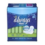 Always - Pads Maxi Flexi-wings Long Super Heavy 0037000305620  / UPC 037000305620