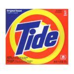Tide - Tidepowder Regular 30804 Laundry Detergents 0037000308041  / UPC 037000308041
