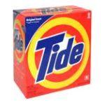 Tide - Powder Detergent 0037000308072  / UPC 037000308072