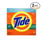 Tide - Powder Detergent Mountain Spring Scent Case Pack 120-load Boxes 0037000313922  / UPC 037000313922