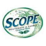 Scope - Mouthwash Mint 0037000322757  / UPC 037000322757
