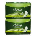 Always - Pads Ultra Thin Long Super Heavy 0037000324942  / UPC 037000324942