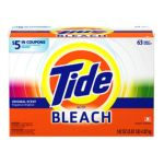 Tide - With Bleach Powder Laundry Detergent Original Scent 0037000330134  / UPC 037000330134