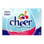 Cheer - Detergent 0037000330165  / UPC 037000330165