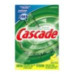 Cascade - Dishwasher Detergent 3.75 lb 0037000340409  / UPC 037000340409