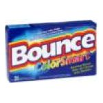 Bounce - Fabric Softener Sheets 105 sheets 0037000344544  / UPC 037000344544