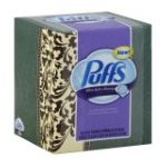 Puffs - Ultra Facial Tissues 56 tissues 0037000350385  / UPC 037000350385