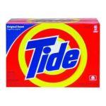 Tide - Powdered Scent Cp U2 40 Use 0037000355212  / UPC 037000355212