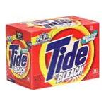 Tide - Detergent With Bleach Powder Mountain Spring 0037000355281  / UPC 037000355281