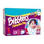 Pampers - Bibsters Size S P 20 bibs 0037000357919  / UPC 037000357919