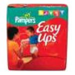 Pampers - Absorbent Pants 56 pants 0037000365488  / UPC 037000365488