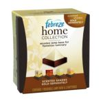 Febreze - Home Collection Flameless Luminary Dark Wood Base Only 1 0037000373728  / UPC 037000373728