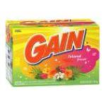 Gain -  Detergent 0037000390206