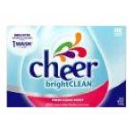 Cheer - Detergent 0037000402473  / UPC 037000402473