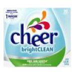 Cheer - Detergent 0037000402480  / UPC 037000402480