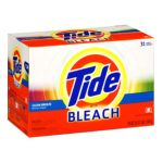 Tide - With Bleach Powder Laundry Detergent Clean Breeze 0037000421054  / UPC 037000421054