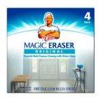 Mr. Clean - Magic Eraser Original 4 pads 0037000435167  / UPC 037000435167