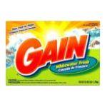 Gain -  Laundry Detergent 0037000440444