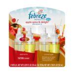 Febreze - Noticeables Apple Spice Delight Air Freshener Refill Each 0037000463986  / UPC 037000463986