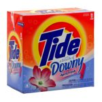 Tide - Tide Detergent With A Touch Of Downy 1 Box Ea 0037000467403  / UPC 037000467403