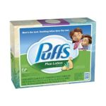 Puffs - Plus Lotion Facial Tissues Packaging May Vary 0037000486251  / UPC 037000486251