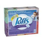 Puffs - Puffs Ultra Soft And Strong Facial Tissues Packaging May Vary 0037000486282  / UPC 037000486282