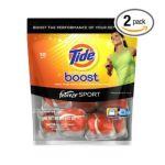 Tide - Stain Release Boost Febreze Sport Unit Dose In Wash Booster 0037000506492  / UPC 037000506492