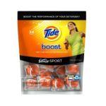 Tide - Stain Release Boost Febreze Sport Unit Dose In Wash Booster 0037000506522  / UPC 037000506522