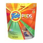 Tide - Detergent + Stain Remover + Brightener Mystic Forest 40 unknown 0037000509684  / UPC 037000509684