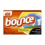Bounce - Outdoor Fresh Fabric Softener Sheets 0037000800682  / UPC 037000800682
