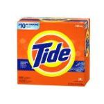 Tide - Gamble Tide Powder Detergent Original Scent Case Pack Two 120-load Boxes 240-loads 0037000801948  / UPC 037000801948