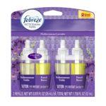 Febreze - Noticeables Mediterranean Lavender Dual Scented Oil Refills 0037000812562  / UPC 037000812562