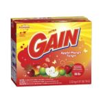Gain - Gain Ultra Powder Detergent With Freshlock Apple Mango Tango 53 Loads 0037000814719  / UPC 037000814719
