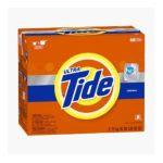 Tide - Ultra He Powder Laundry Detergent Original Scent 68 Loads 0037000815211  / UPC 037000815211