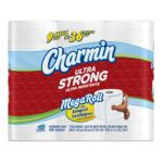 Charmin - Ultra Strong Mega Roll Bathroom Tissue 352 Sheets 0037000833444  / UPC 037000833444