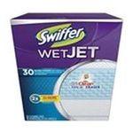 Swiffer - Swiffer Wet Jet Extra Power Pad Refills - 30 ct 0037000853688  / UPC 037000853688