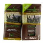 Endangered Species Chocolate -  Dark With Hazelnut Toffee 0037014242256
