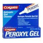 Colgate - Colgate Antiseptic Cleanser Oral Spot Tube Gel 0038341081884  / UPC 038341081884