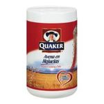 Quaker Oats - Quick Cooking Oats 0038527135042  / UPC 038527135042
