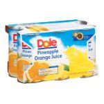 Dole - Pineapple Orange Juice 0038900009403  / UPC 038900009403