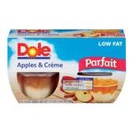Dole - Parfait Apples & Caramel Creme 0038900030148  / UPC 038900030148